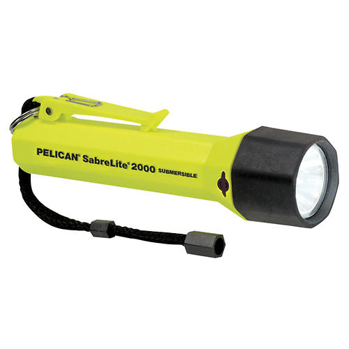 photo: Pelican SabreLite 2000 flashlight