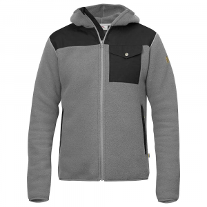 photo: Fjallraven Men's Singi Fleece Hoodie fleece top