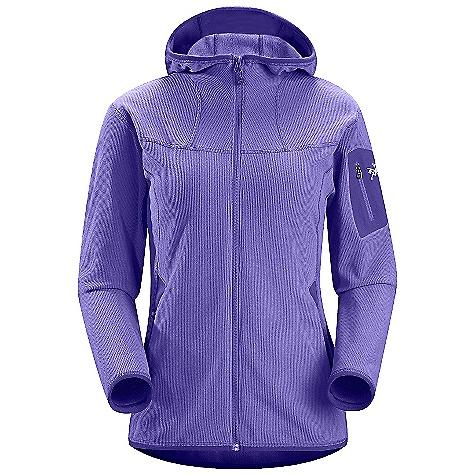 photo: Arc'teryx Women's Caliber Hoody fleece jacket
