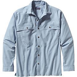photo: Patagonia Long-Sleeved Island Hopper Shirt hiking shirt
