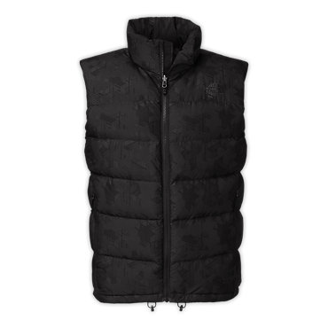 photo: The North Face Novelty Nuptse II Vest down insulated vest