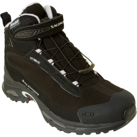 photo: Salomon Women's Deemax 2 Dry winter boot