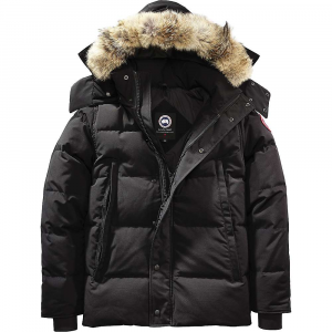 photo: Canada Goose Wyndham Parka down insulated jacket