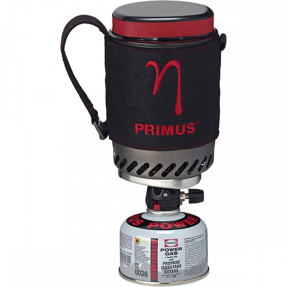 photo: Primus Eta Lite compressed fuel canister stove
