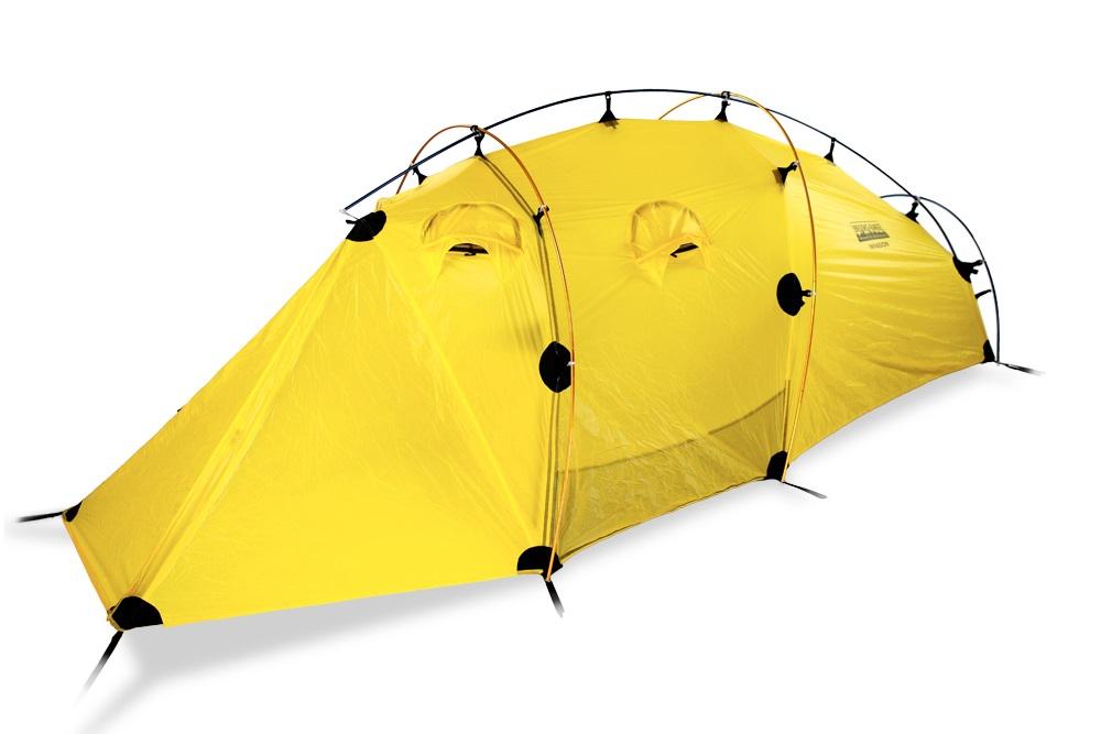 photo: Brooks-Range Invasion four-season tent