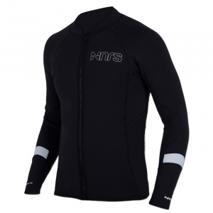photo: NRS HydroSkin 1.5 Jacket long sleeve paddle jacket