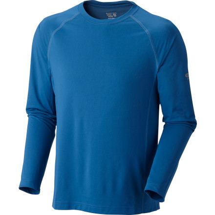 photo: Mountain Hardwear Justo Trek L/S T long sleeve performance top