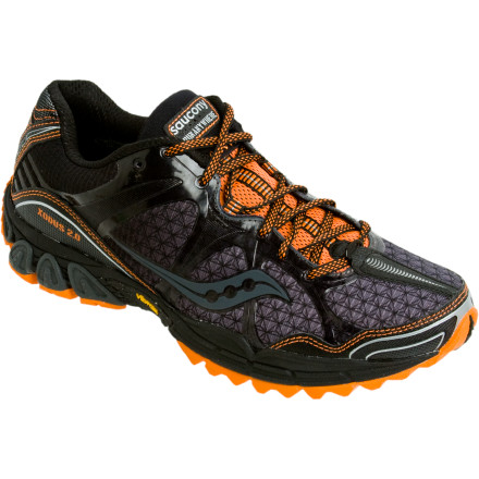 photo: Saucony ProGrid Xodus 2.0 trail running shoe