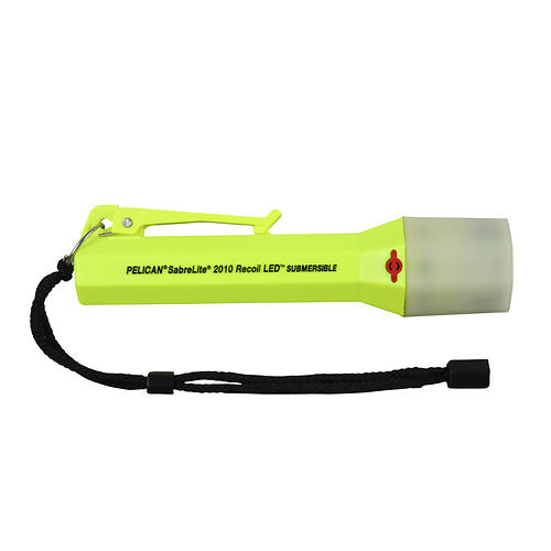 photo: Pelican SabreLite 2010 Recoil LED flashlight