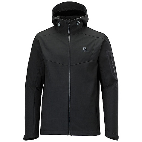 photo: Salomon Women's Snowflirt 3:1 Jacket component (3-in-1) jacket