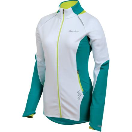photo: Pearl Izumi Infinity Windblocking Jacket soft shell jacket