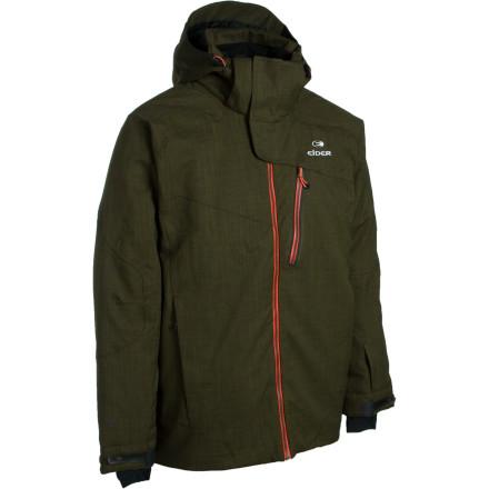 photo: Eider Jackson Hole Jacket snowsport jacket
