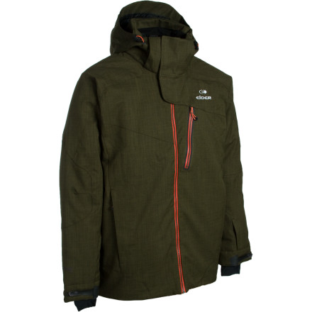 photo: Eider Men's Jackson Hole Jacket snowsport jacket