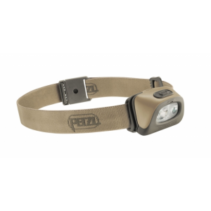 photo: Petzl TacTikka+ headlamp