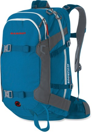 photo: Mammut Ride Removable Airbag avalanche airbag pack