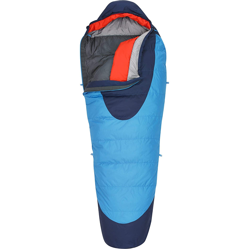 photo: Kelty Cosmic 20 3-season down sleeping bag