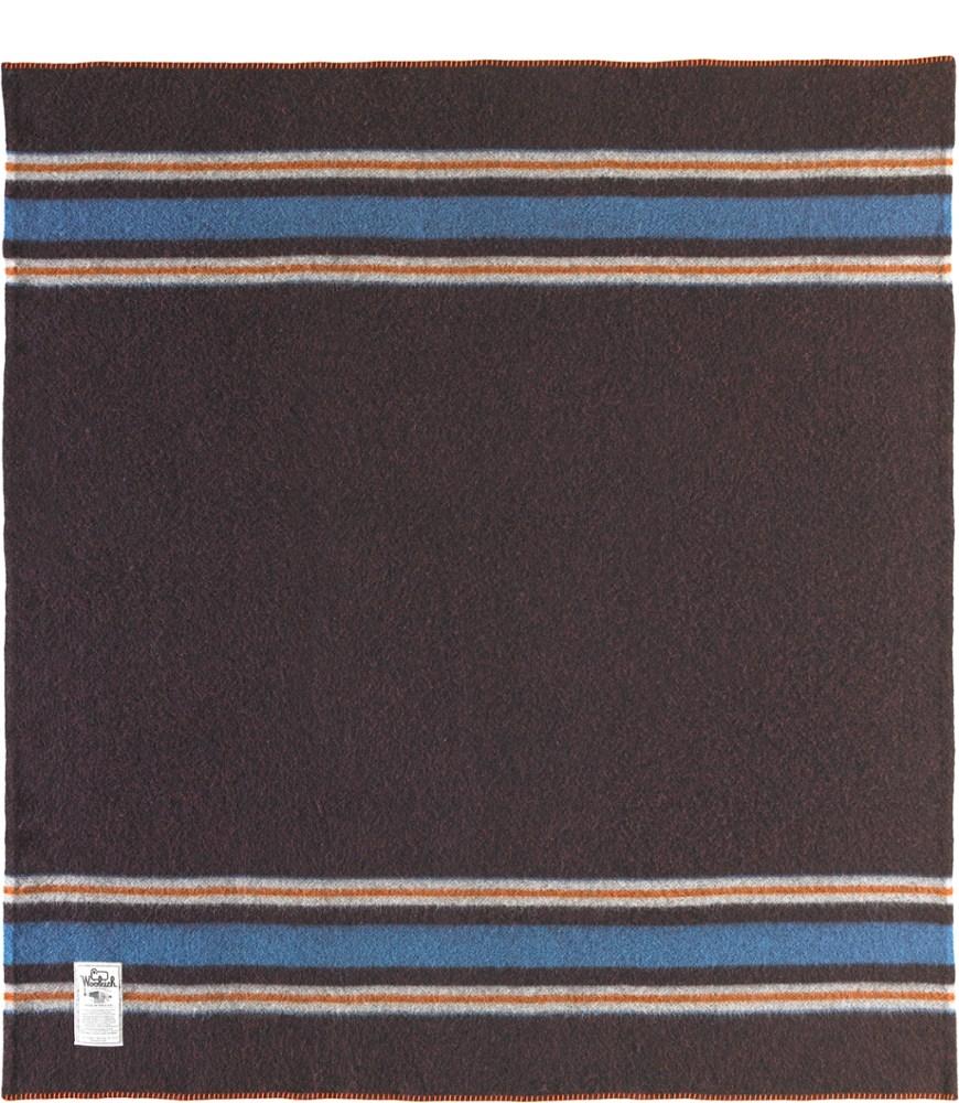 Woolrich Camp Wool Blanket