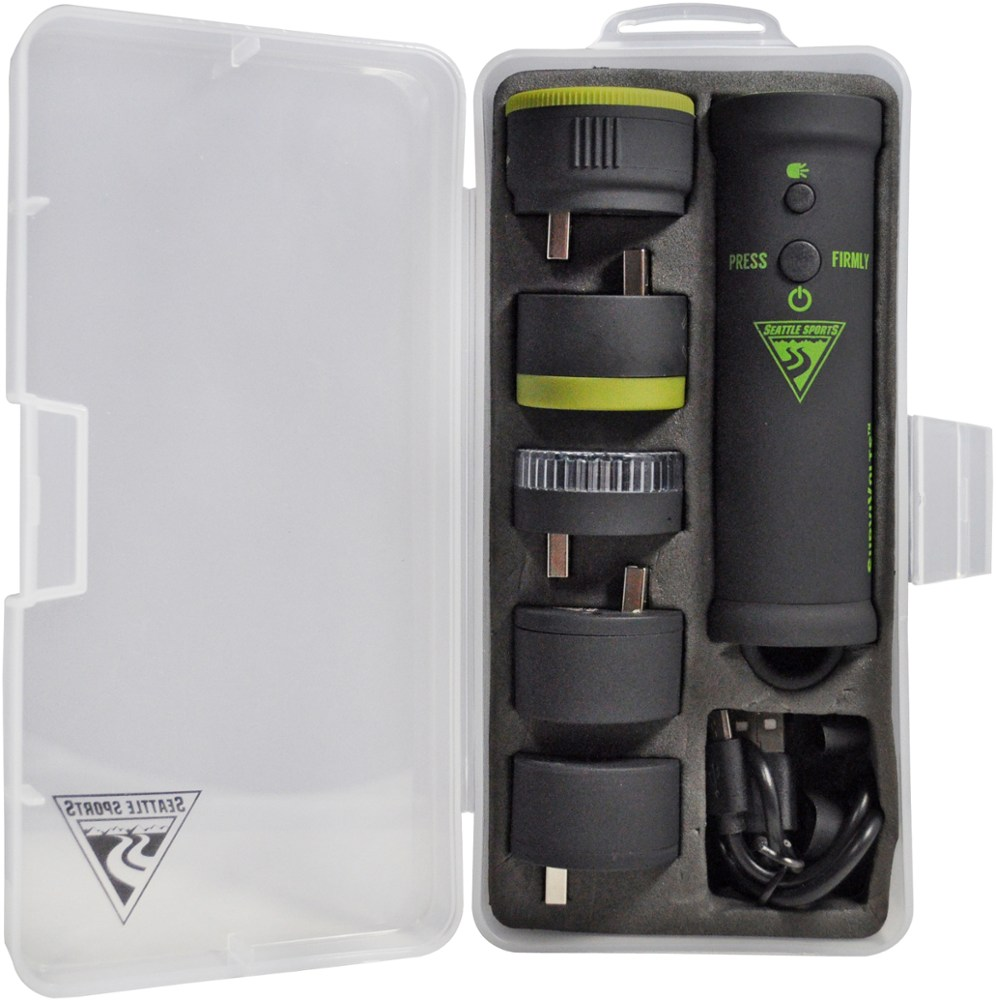 Seattle Sports SurviVolts Power Bank