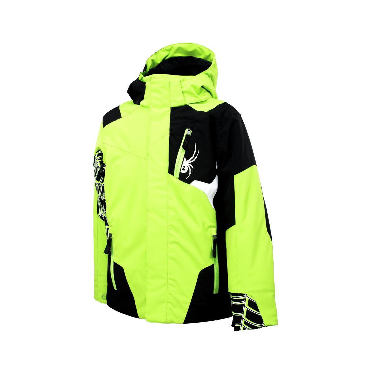 photo: Spyder Challenger Jacket snowsport jacket