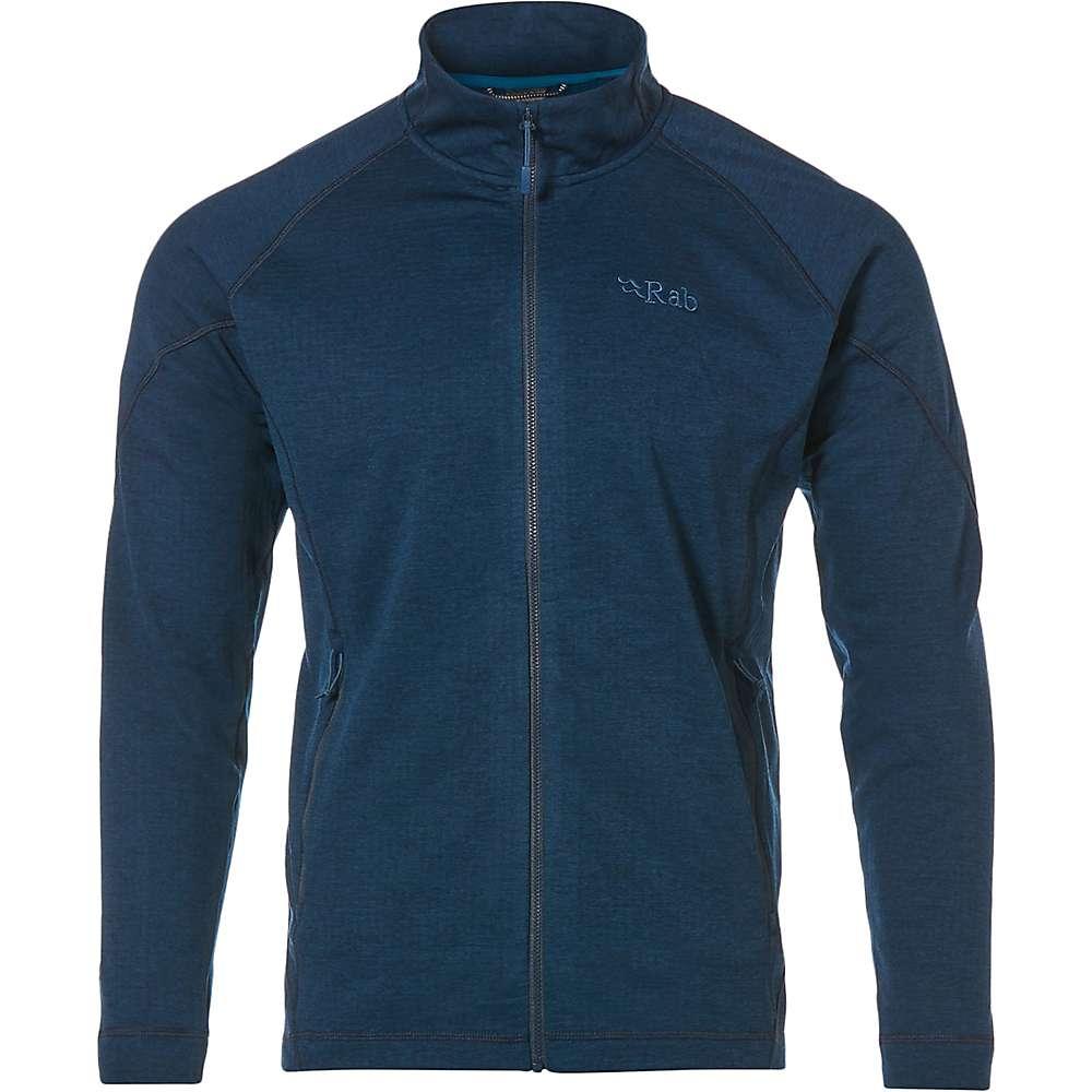 photo: Rab Nucleus Jacket fleece jacket