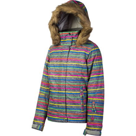 Roxy Jet Ski Girl Jacket