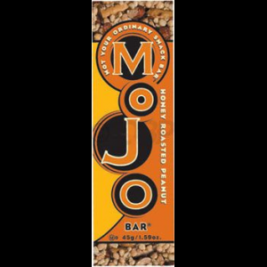 photo: Clif Mojo Honey Roasted Peanut Bar nutrition bar