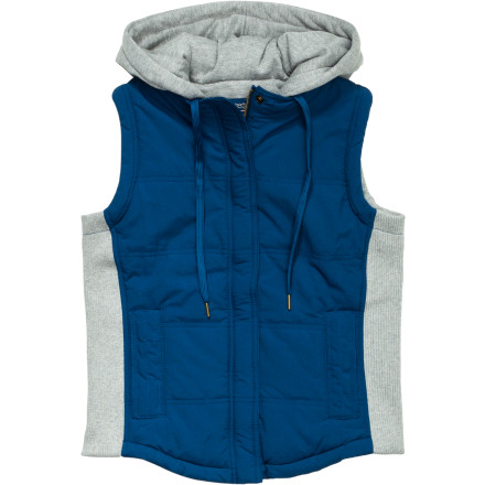 photo of a Gramicci synthetic insulated vest