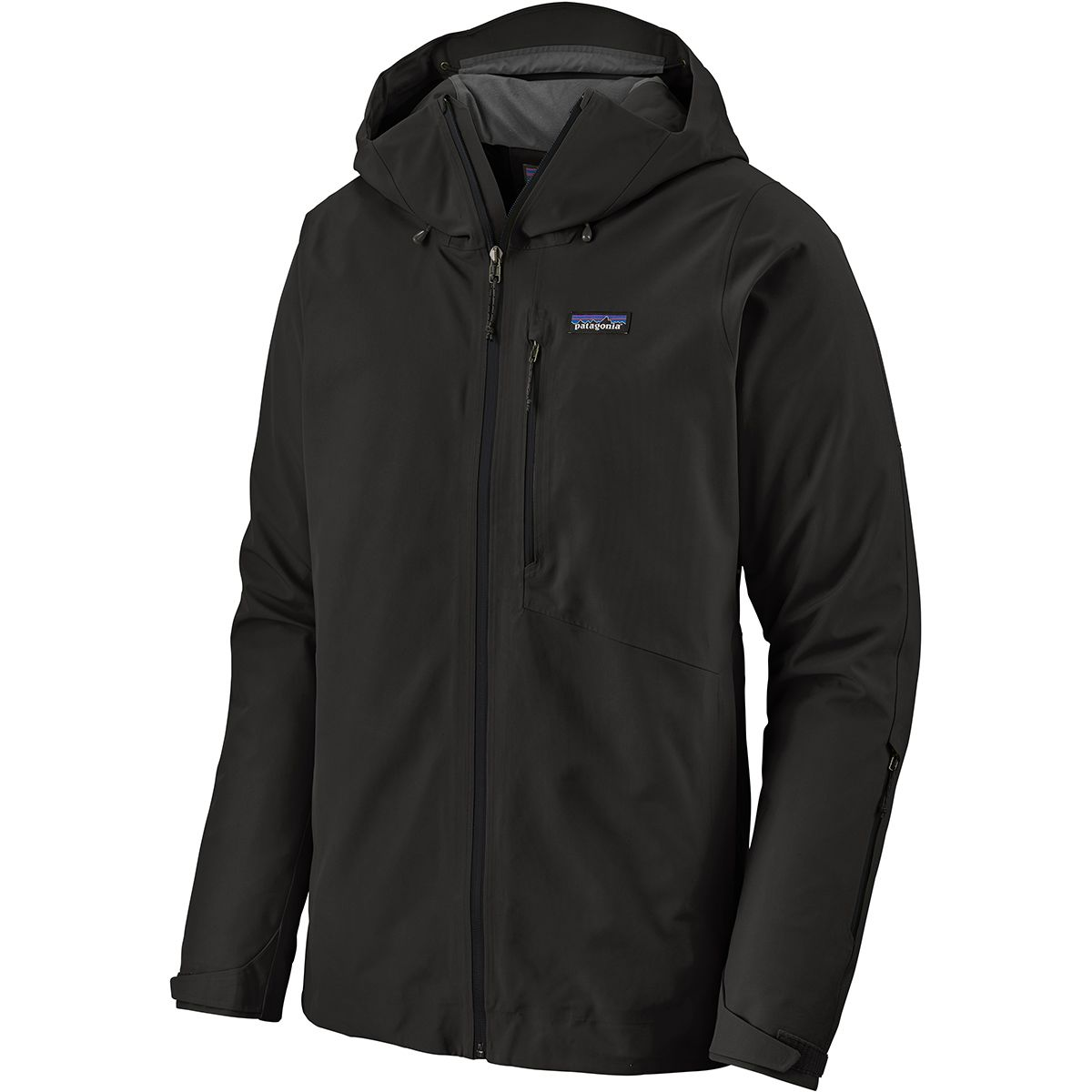 photo: Patagonia Men's Powder Bowl Jacket snowsport jacket