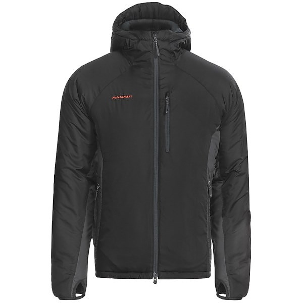 photo: Mammut Stratus Jacket synthetic insulated jacket