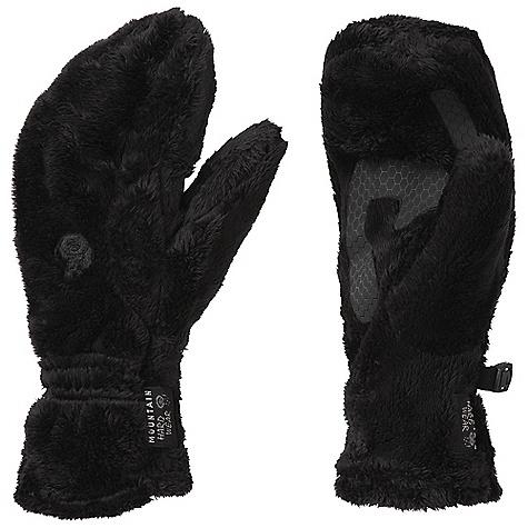 photo: Mountain Hardwear Monkey Mitt fleece glove/mitten