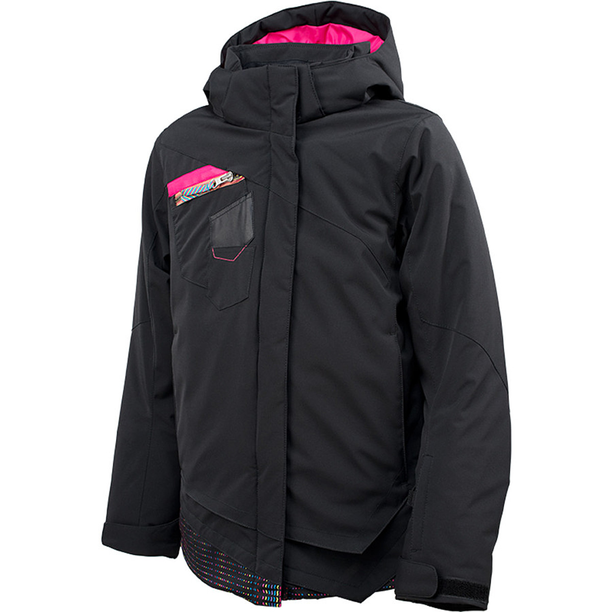 photo: Spyder Mynx Jacket snowsport jacket