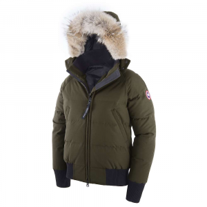 photo: Canada Goose Savona Bomber down insulated jacket