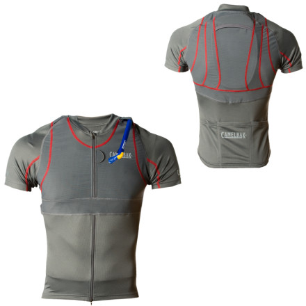 photo: CamelBak VeloBak Hydration Jersey short sleeve performance top