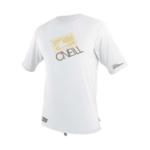 photo: O'Neill Kids' Skins S/S Rash Tee short sleeve rashguard