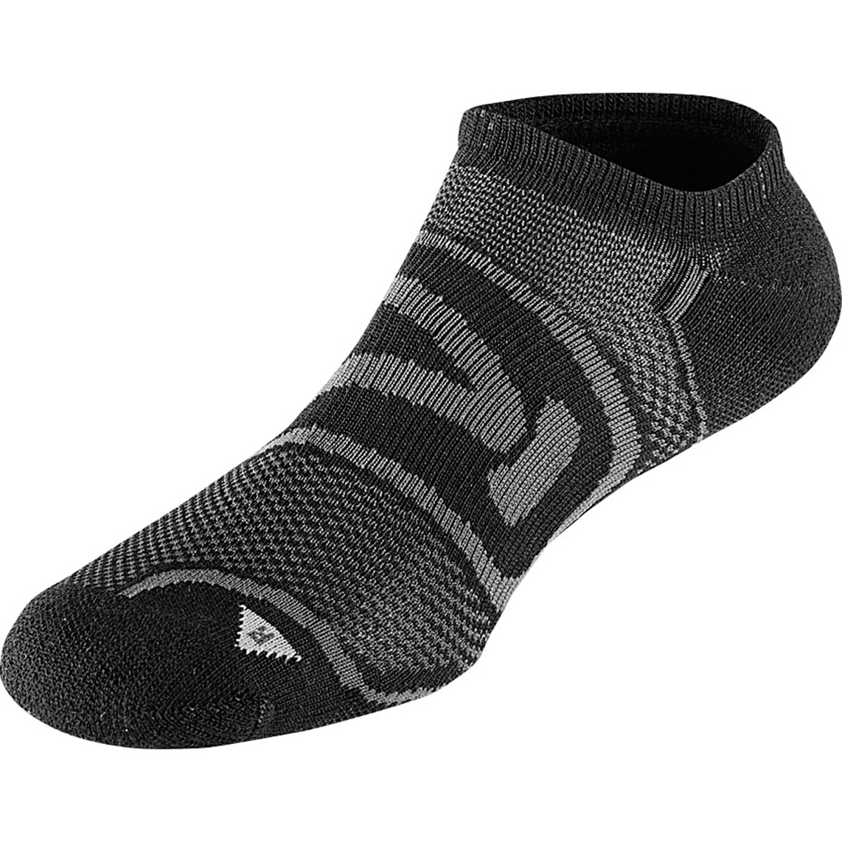 photo: Keen Men's Zip Hyperlite Low Cut running sock