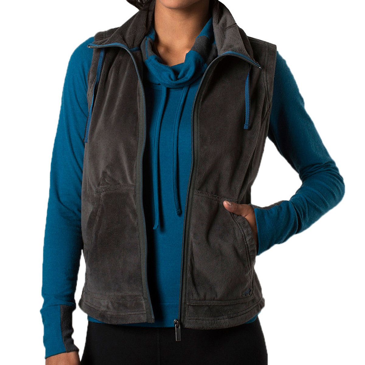 photo: Toad&Co Blushfire Vest fleece vest