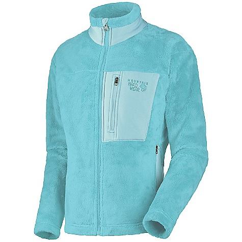 photo: Mountain Hardwear Monkey Girl Jacket fleece jacket