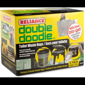 Reliance Double Doodie Bags