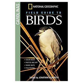 photo: National Geographic Field Guide to Birds: The Carolinas  plant/animal identification guide