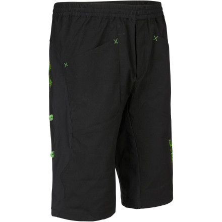 photo: Millet Clip Line Short active short