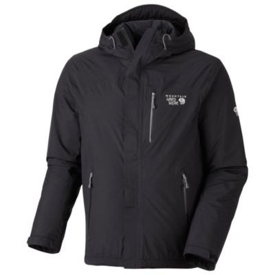 photo: Mountain Hardwear Gravitor Jacket synthetic insulated jacket