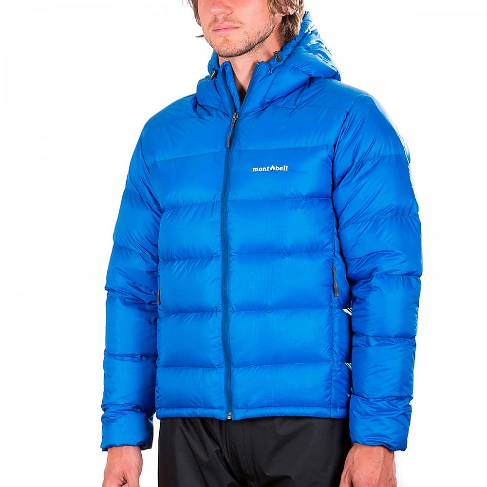photo: MontBell Alpine Light Down Parka down insulated jacket