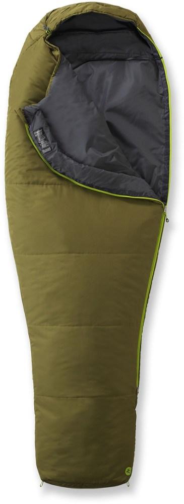 photo: Marmot NanoWave 35 warm weather synthetic sleeping bag