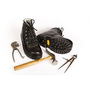 photo: Peter Limmer & Sons Limmer Custom Boots backpacking boot