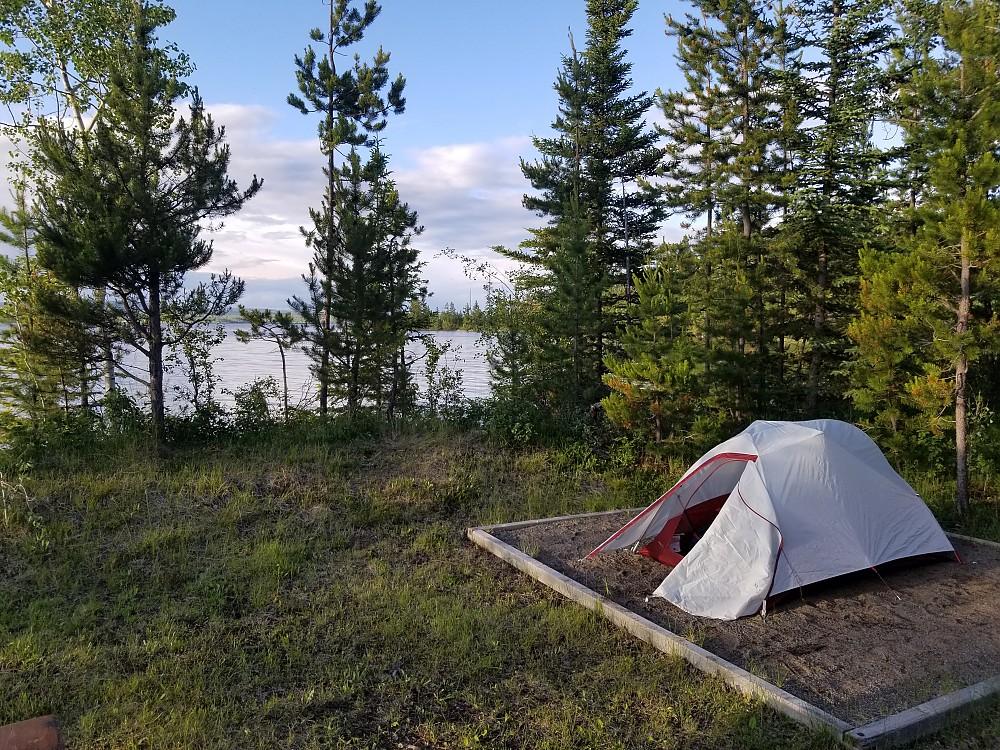photo: Big Agnes C Bar 2 three-season tent