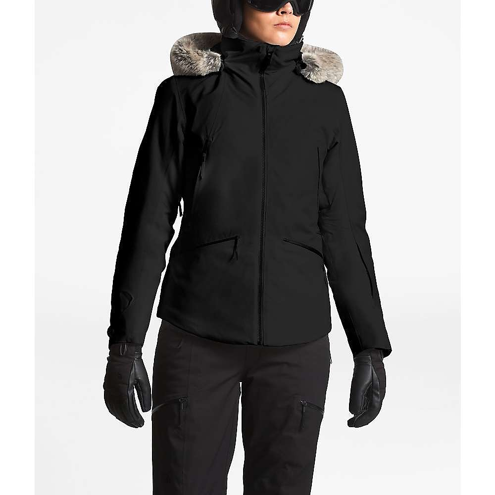 photo: The North Face Diameter Down Hybrid Jacket down insulated jacket