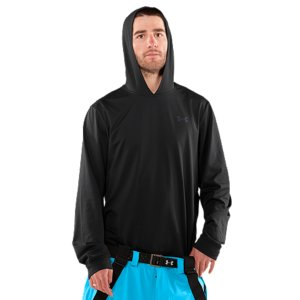 photo: Under Armour Men's Evo ColdGear Hoody long sleeve performance top