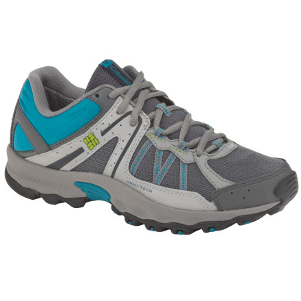 photo: Columbia Women's Switchback 2 Omni-Tech trail running shoe
