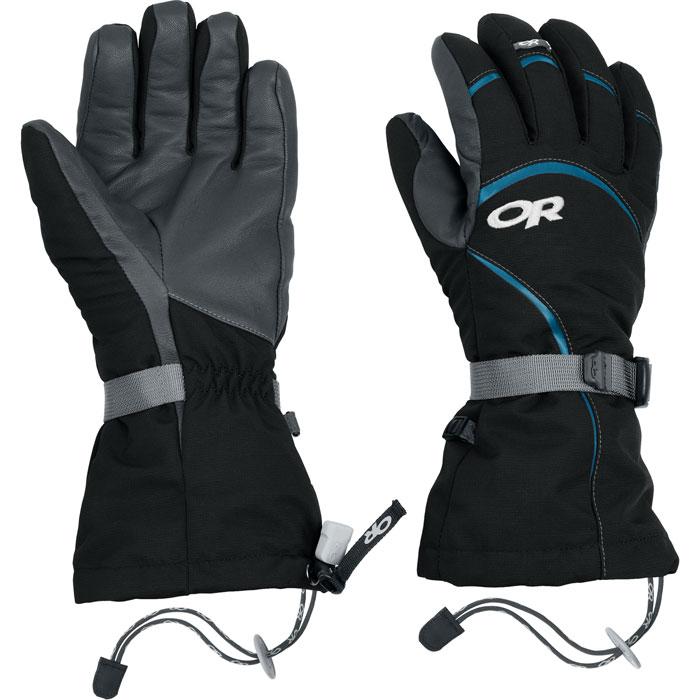 photo: Outdoor Research Women's HighCamp Gloves insulated glove/mitten