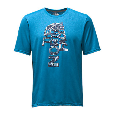 photo: The North Face Short-Sleeve Reaxion Crew short sleeve performance top
